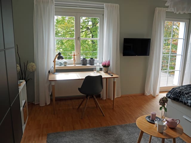 Tolles Apartment mit Dachterrasse in bester Lage