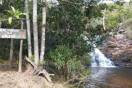 Estalagem Serra dos Alves - Cachoeira da Valéria