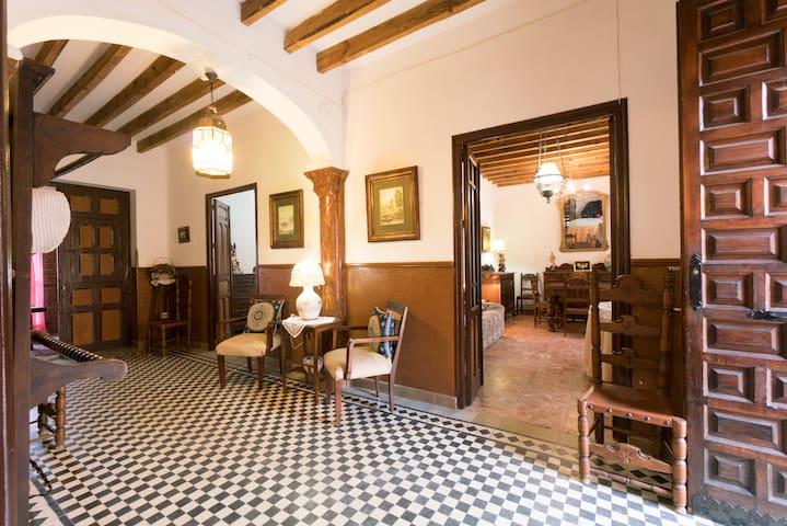 Preciosa casa tradicional de pueblo - La Pueblanueva - House