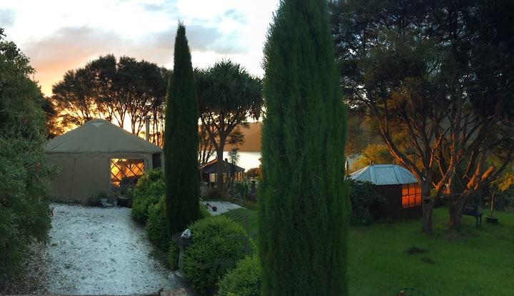 Marlborough Sounds Paradise, luxury glamping