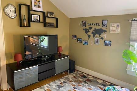 amazing and cozy apt Duplex