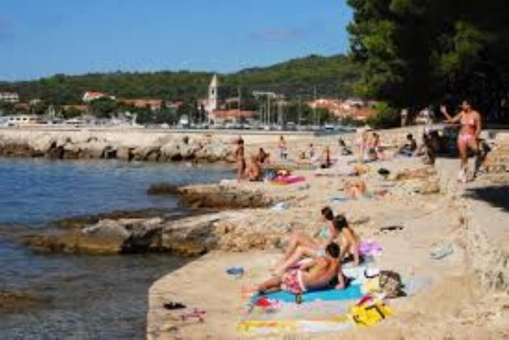 Beach  Zelena Punta