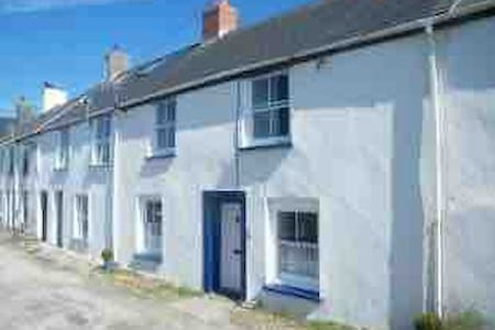 Harbour Cottage: Spacious triple room in Portreath