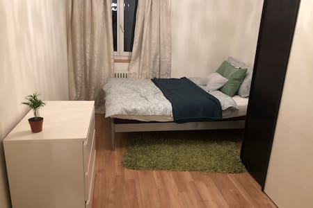 Peaceful Private Room in Basel Close to Everything