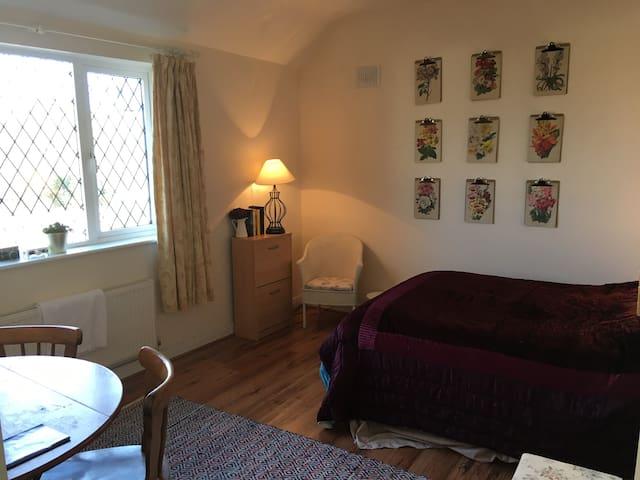 The Fox Den, double room