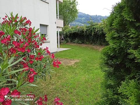 Ebenerdig mit Garten! Ideal zum sich Entspannen!