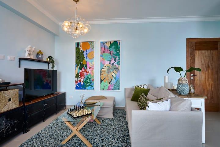 """Nuevo apartamento """"iluminado y acogedor"""""""