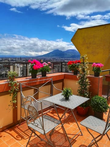 11° Floor With Panoramic View! Daisy Apartment