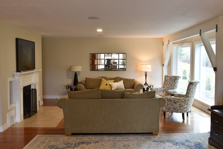 Wine Country Getaway with Theater Room