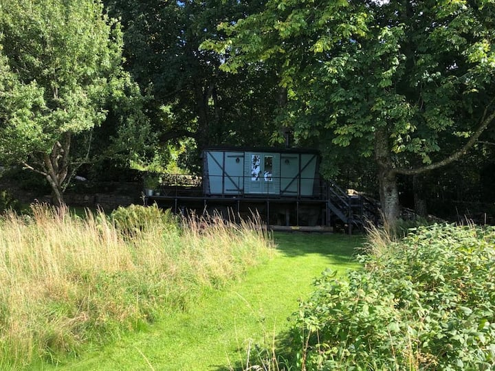 The Railway Wagon, Dunkeld