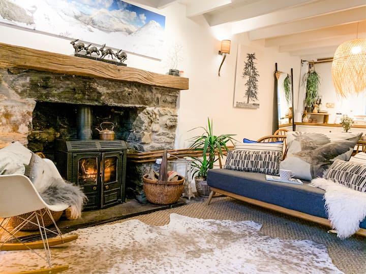 Snowdonia Stone Cottage