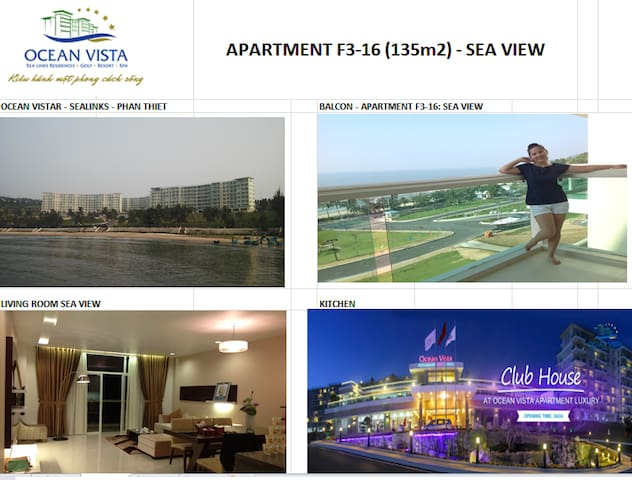 Appartment for rent - Phan Thiet - Byt