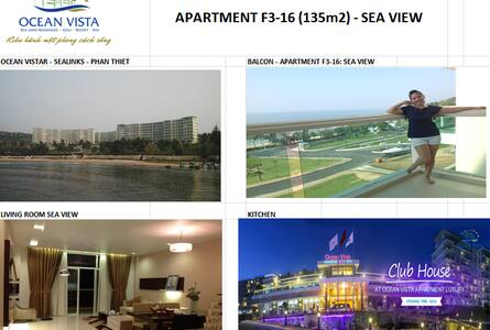 Appartment for rent - Phan Thiet - อพาร์ทเมนท์