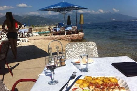 Sea and Mountain view apartment - Baošići