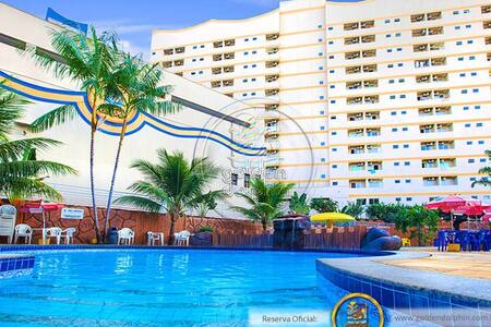 GOLDEN DOLPHIN GRAND HOTEL RESORT - Caldas Novas - Wohnung