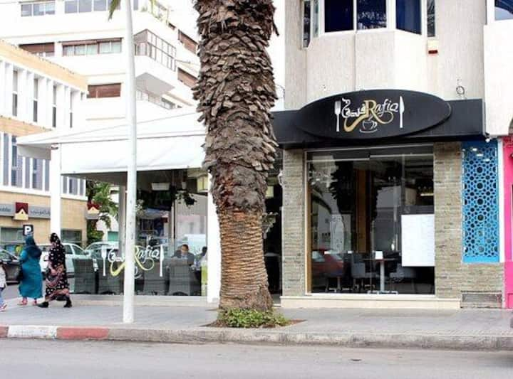 Amazing and clean apartment in the heart of Agadir