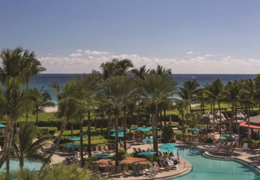 Marriott Ocean Pointe On Singer Island Palm Beach