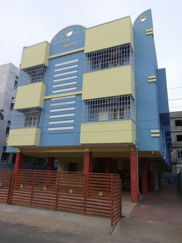 Dheeran Residency Service Apartment - Coimbatore