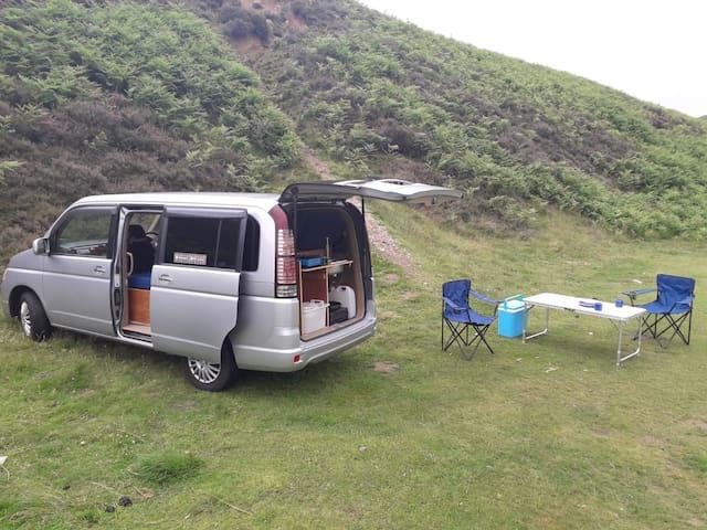 Campervan Tourer for Two