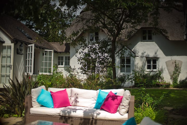 Traditional New Forest cottage