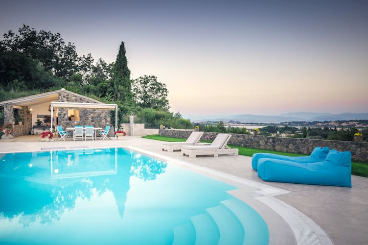 Corfu Med Villas