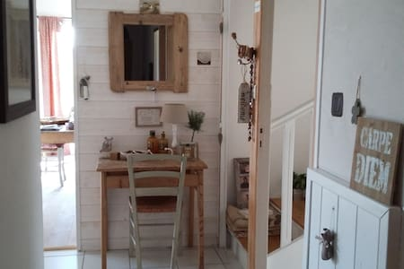 Large and bright ensuite room peaceful location - Monistrol-sur-Loire