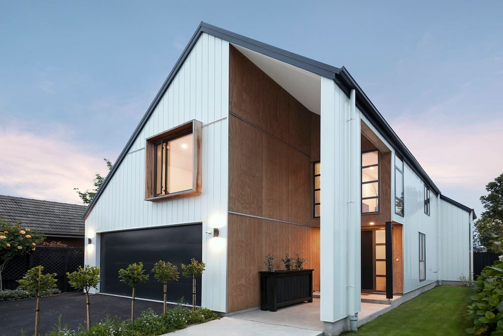 New, Stylish , Contemporary New Zealand Architecture