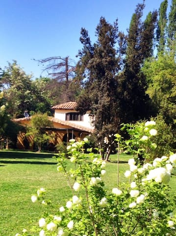 Country Home Near Santiago, Chile.