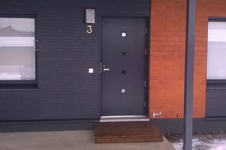 Rivitalo kolmio, three-room apartment - Joensuu