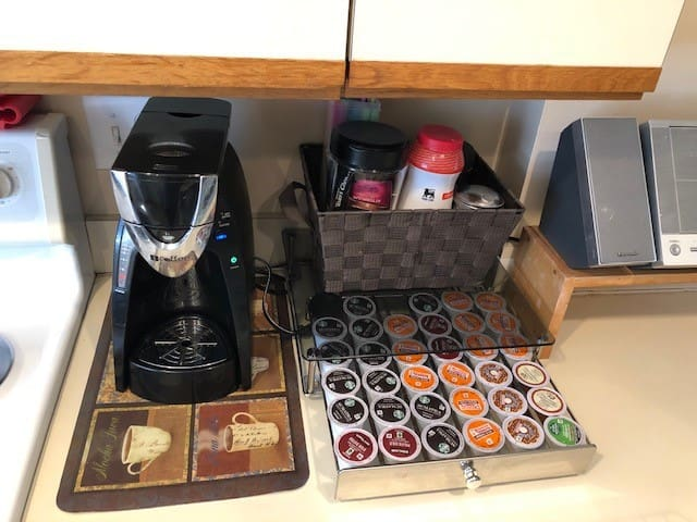 Starbucks and DD Coffee