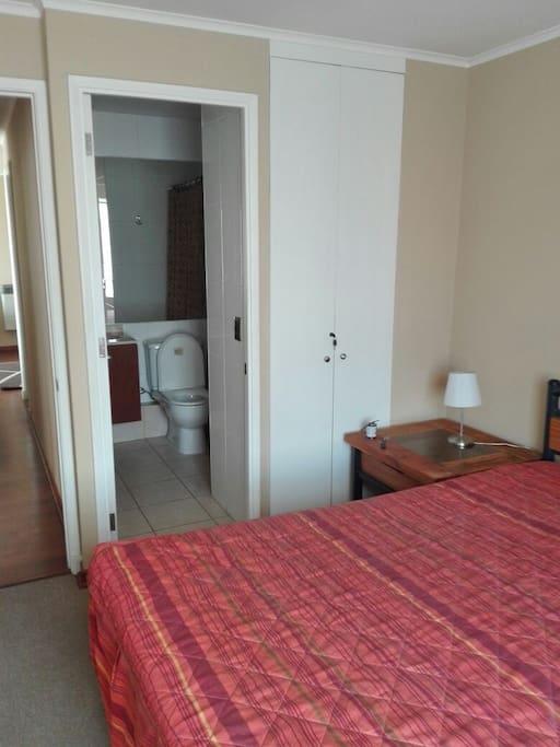 Dormitorio 1 /baño suite