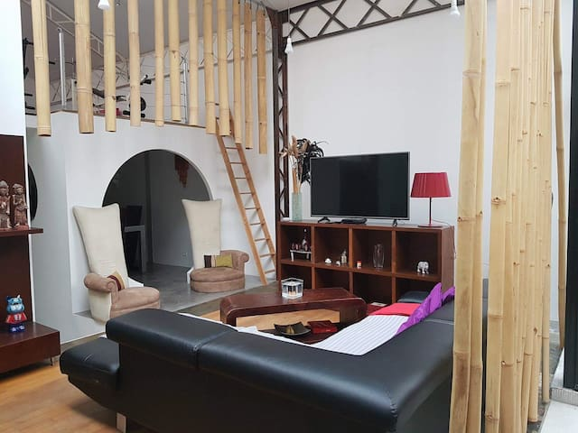 loft near  Paris