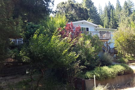 The Wright Cottage - Walk to Guerneville - Hot Tub - Guerneville - Kisház