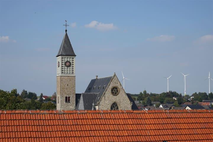 Ferienwohnung in rheinhessischer Hofreite - Zornheim