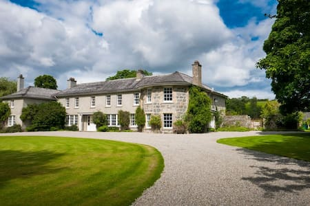 Tomatin House, Scottish Highlands - exclusive use - Tomatin - Rumah