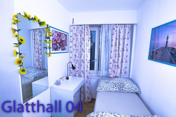 Glatthall 4