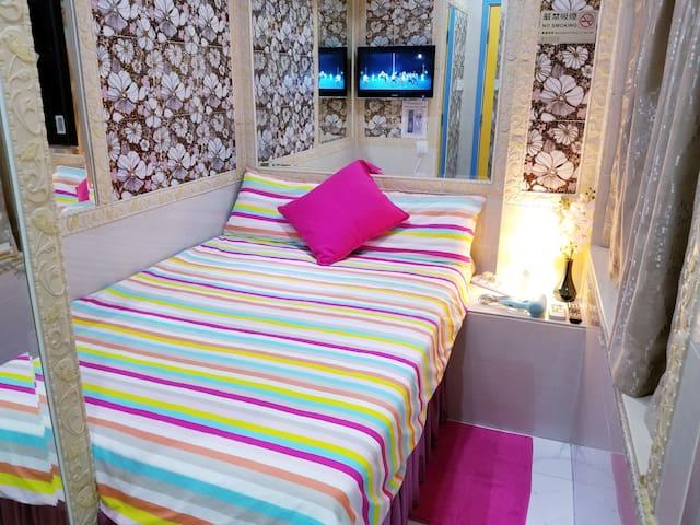 Warmth Double Room (Jordan MTR)