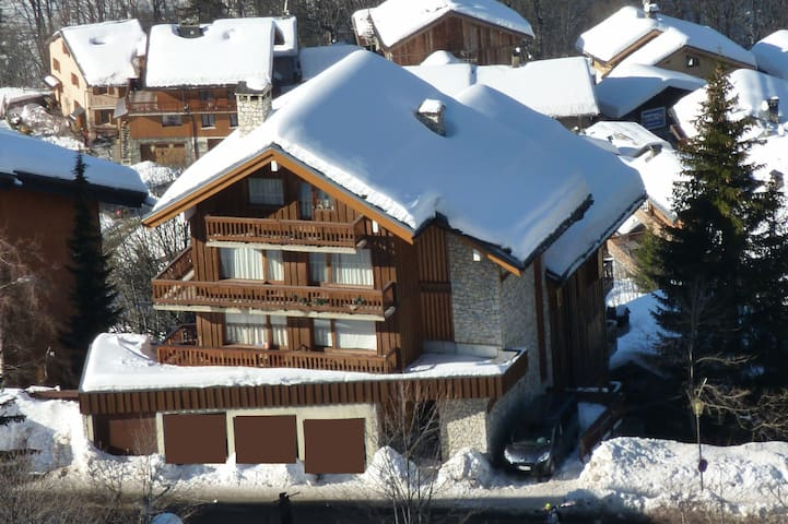 Apartment from the Chairlift