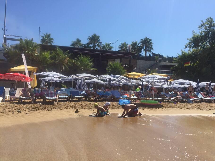 orion hill beach