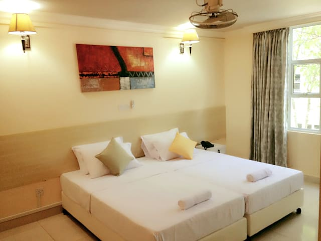 Beach Grand & Spa Premium - Malé - Huis