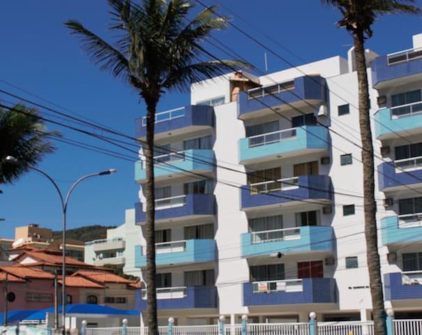 Apartamento na Prainha em Arraial do Cabo 108 - Dois quartos com Elevador