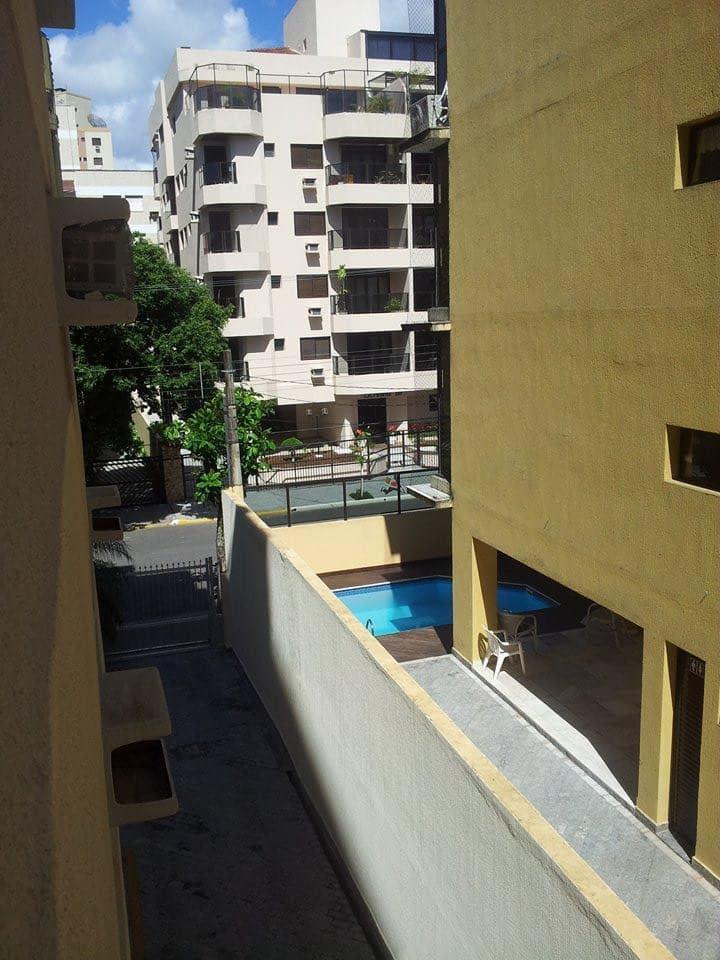 Apartamento na maior praia do Guarujá - Enseada