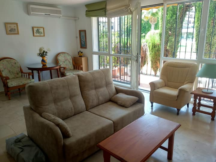 Apartment in Marbella-10 min from the BEACH+WIFI