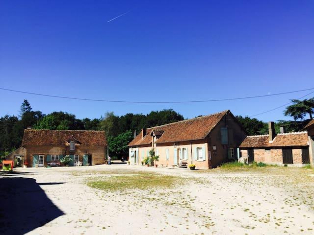 Au cœur de la Sologne des étangs - Saint-Viâtre - Casa