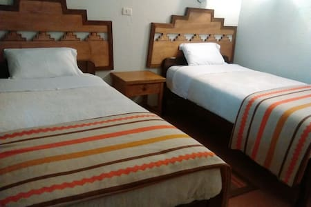 LLAQTAWASI-habitacion doble - Bed & Breakfast