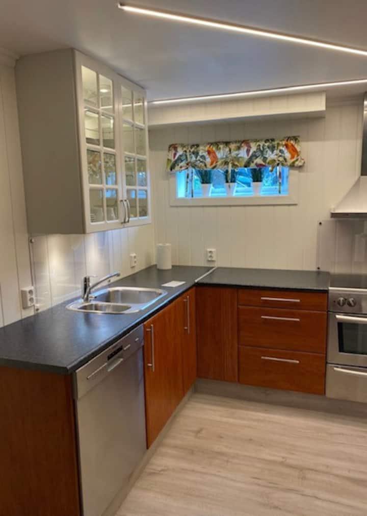 Andersens Airbnb Room
