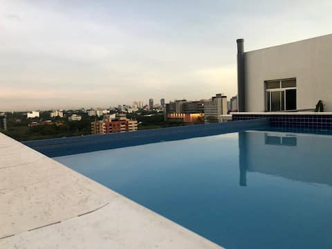 Asuncion Gracia Suites 206