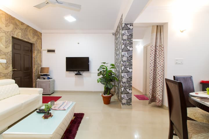 Extended Executive Stay BIAL - Deluxe Cozy Room