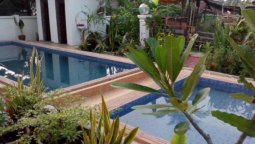 Homestay With Pool in Temerloh