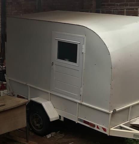 Trailer para camping ou viajar